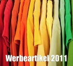 Werbeartikel 2011